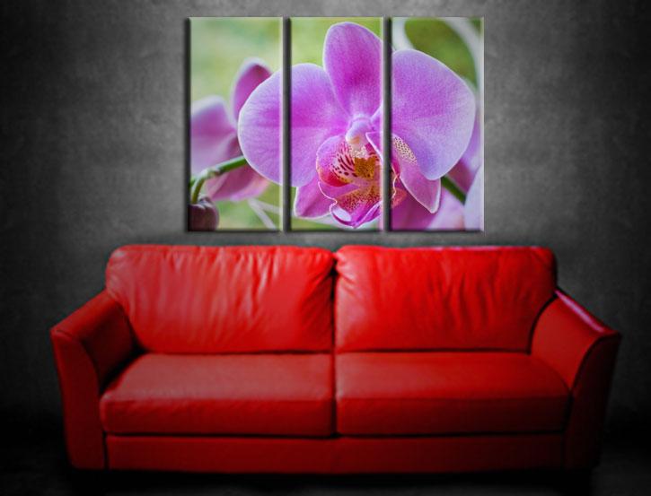 Pin dipinto olio su tela quadri moderni con fiori pronti for Quadri a olio fiori