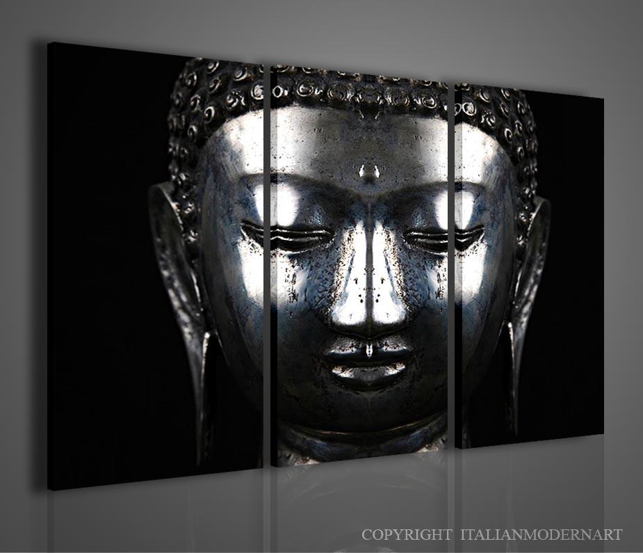 Quadro moderno buddha arte moderna quadri etnici quadri for Quadri arredamento moderno