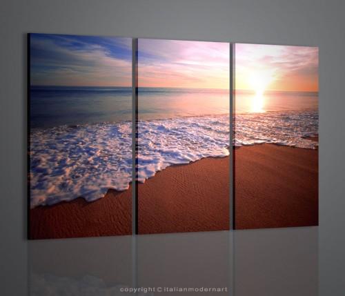 Mare paesaggi quadri moderni natura quadri moderni - Quadri per casa mare ...