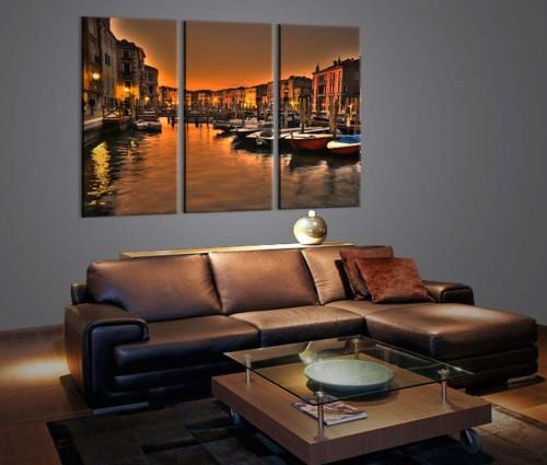 Leonardo da vinci quadri moderni for Ebay quadri