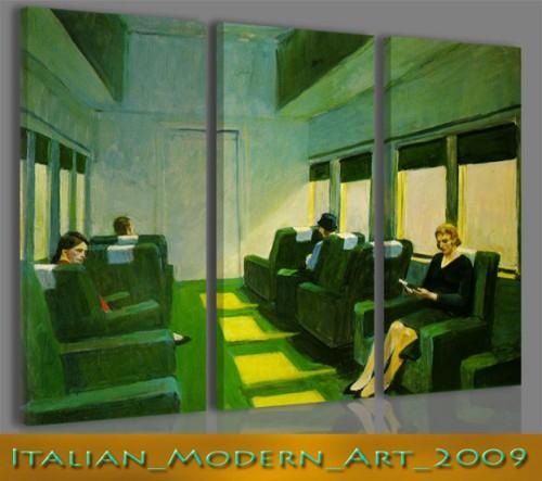 Hopper Edward quadri moderni famosi riproduzioni artistiche