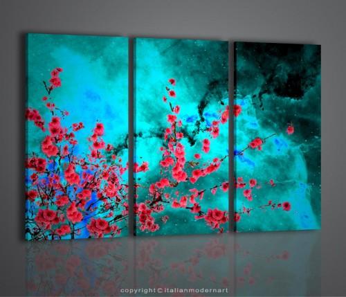 Primy abstract quadro moderno su tela astratto quadri for Quadri moderni su tela