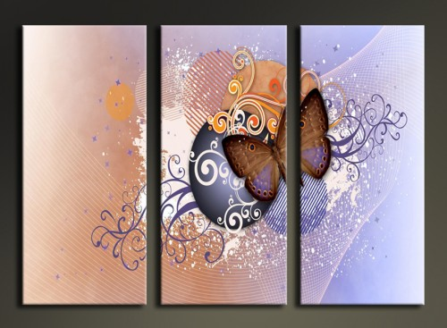 Quadri astratti stampe su tela acquista online quadri for Quadri astratti on line