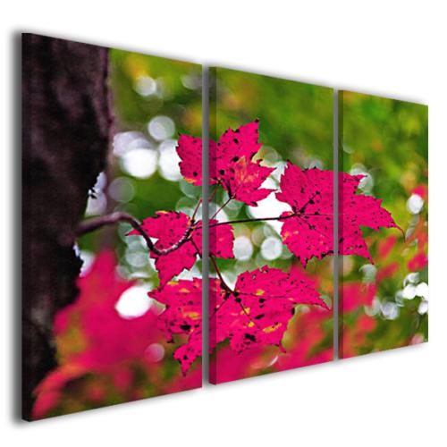 Quadri moderni fiori Resting stampe su tela canvas