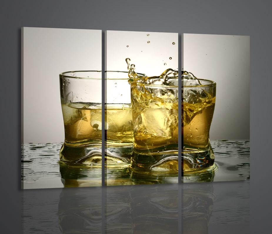 Quadri moderni Whiskey